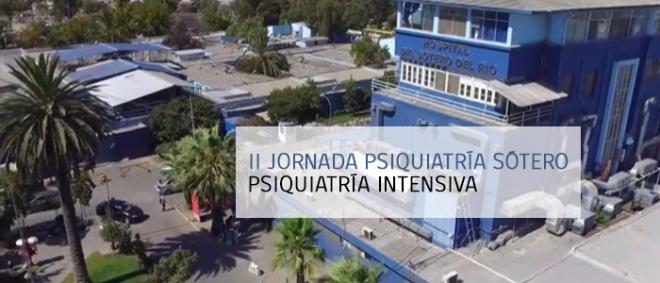 II Jornada Psiquiatría 2019